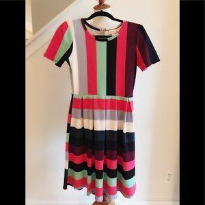 S (6-8) Amelia dress by LuLaRoe